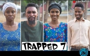 COMEDY VIDEO: Yawaskits - TRAPPED (Part 7)